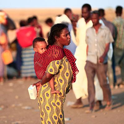 חשד לרצח עם באתיופיה