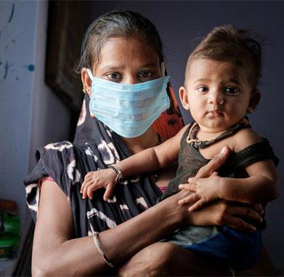 יוניסף במרוץ נגד הזמן כדי להציל חיים בהודו